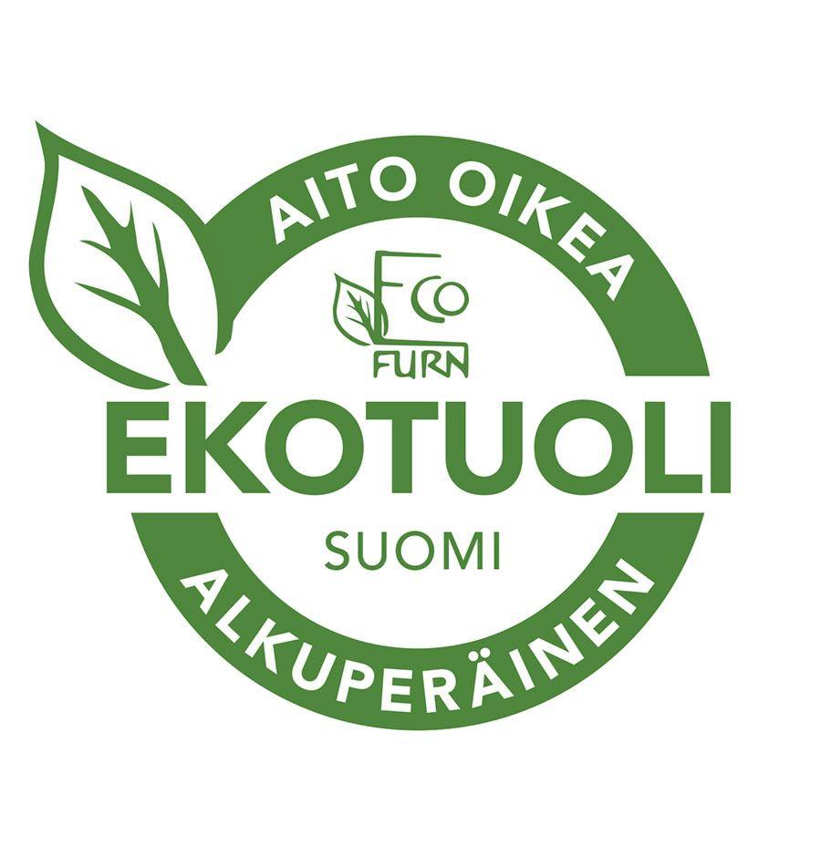 EcoFurn ekotuoli, lehtikuusi | Kaluste Kaverit Verkkokauppa