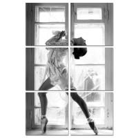 Taulu Ballerina 6-osainen