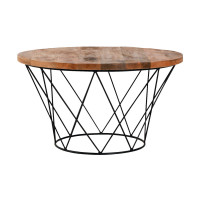 Deco Cone-pyöreä sohvapöytä