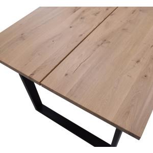Rowan tammipöytä 90x200 40